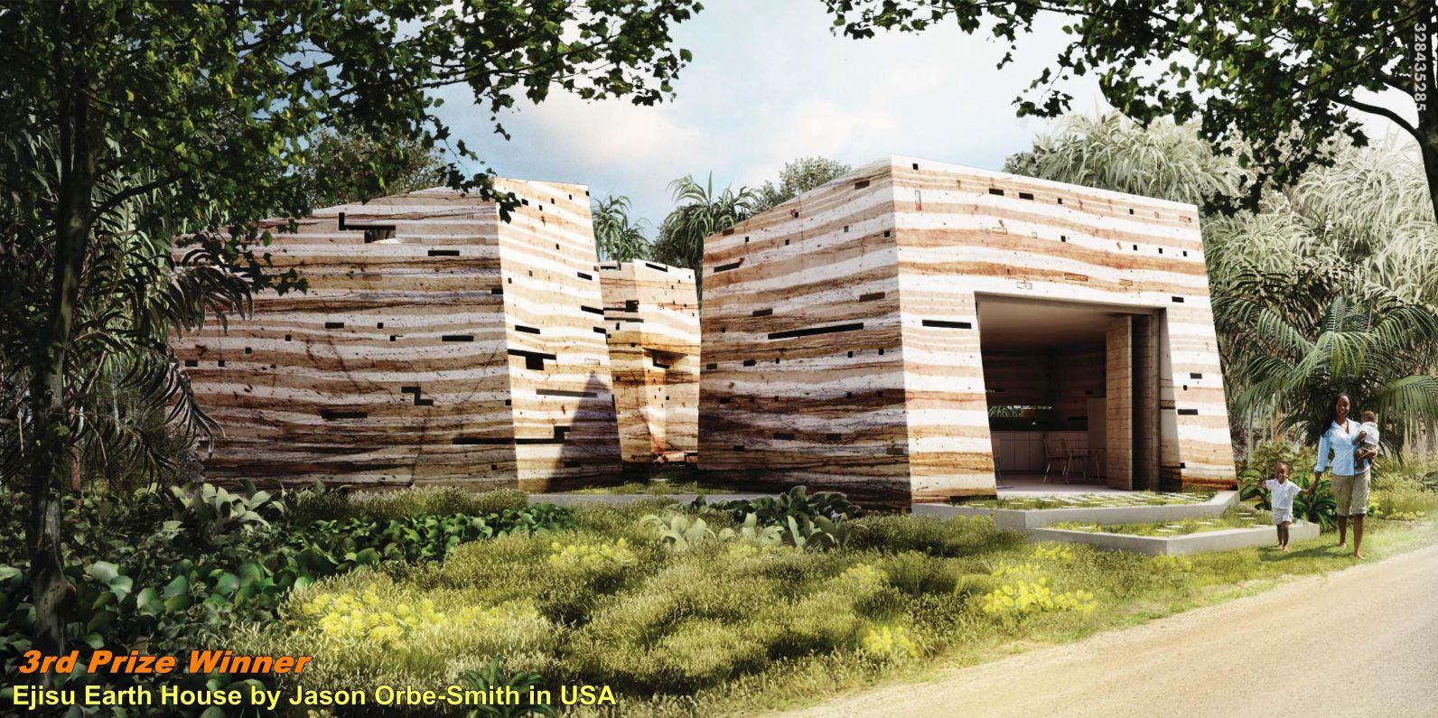 Earth Dwellings - Earth home designs